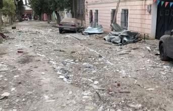 Ermeni ordusu Gence'ye saldırdı: 24 ölü, 74 yaralı