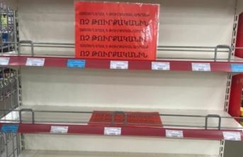 Ermenistan'dan Türkiye'ye boykot!