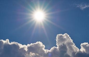 Eylülde en yüksek ve en düşük sıcaklıklar bu ilçelerde oldu
