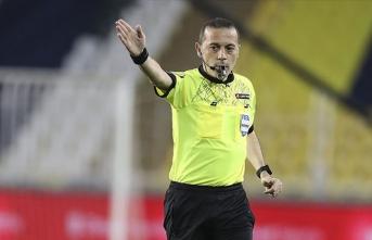 Fenerbahçe-Trabzonspor maçı Cüneyt Çakır'ın