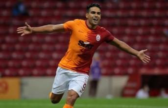Galatasaray'da en büyük indirimi yapan oyuncu Falcao