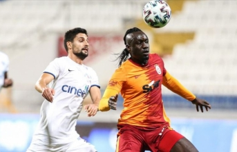 Galatasaray Kasımpaşa deplasmanında mağlup