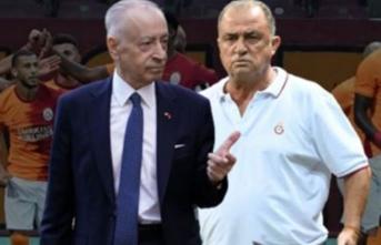 G.Saray'da dev kriz! Mustafa Cengiz ve Fatih Terim...