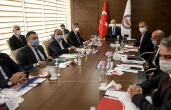 İçişleri Bakanı Soylu: Mal varlığına karşı işlenen olaylar da Türkiye genelinde yüzde 7.3