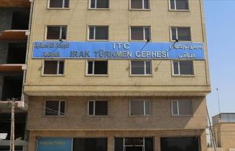 Irak Türkmen Cephesi bürosuna saldırı!