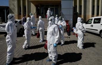 İstanbul'da 31 bin 503 Kovid-19 hastası denetlendi