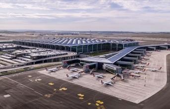 İstanbul Havalimanı, belgesini aldı!
