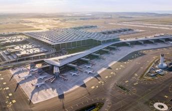 İstanbul Havalimanı'na 5 uluslararası sertifika birden