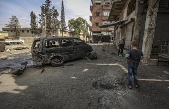 Katil Esed yine sivilleri hedef aldı: 2 ölü