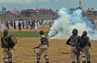 Keşmir Cumhurbaşkanı: Hindistan yarım milyon Keşmirliyi öldürdü