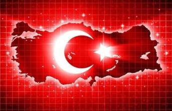 Küle dönen evde çekmecedeki Türk bayrakları yanmadı