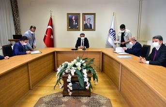 Malatya'da 24 derslikli lise için protokol imzalandı