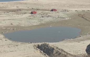 Megakentte su için tehlike çanları çalıyor