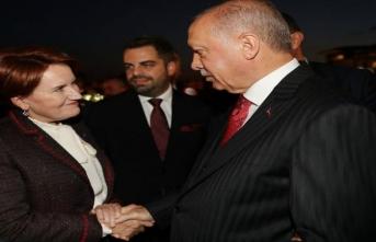 Meral Akşener'den Tayip Erdoğan'a: Bana İçişleri Bakanlığını ver!