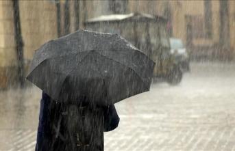 Meteorolojiden 4 ile kuvvetli yağış uyarısı