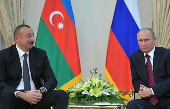 Putin ve Aliyev, Dağlık Karabağ'ı görüştü