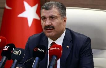 Sağlık Bakanı Koca: Kazandığımız zaferi virüse geri vermemeliyiz