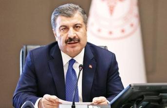 Sağlık Bakanı Koca: Salgın kontrolümüz dışına çıkmadı