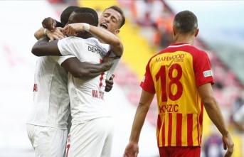 Sivasspor deplasmanda galip