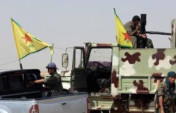 Türkiye Suriye'de yeni bir oluşuma izin vermeyecek