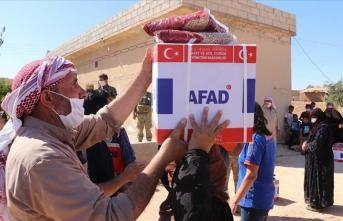 Türkiye, Barış Pınarı bölgesindeki sivilleri yalnız bırakmadı