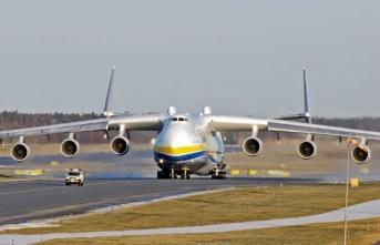 Ukrayna: Dünyanın en büyük kargo uçağının ikincisini Türkiye ile yapabiliriz