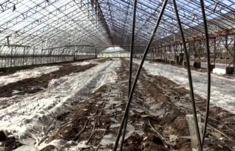 Yaralar sarılıyor: Afetten zarar gören çiftçilere destek