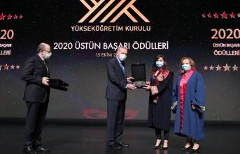 'YÖK Üstün Başarı Ödülleri' sahiplerini buldu