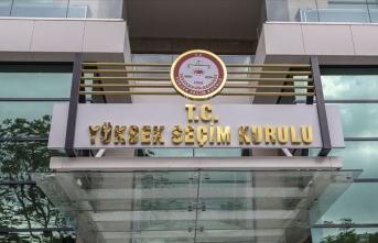 YSK'den baro seçimleri ve siyasi parti kongrelerine ilişkin karar
