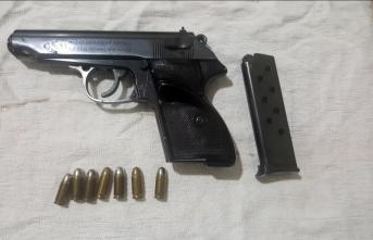 Adana'da 37 silah ele geçirildi