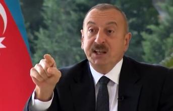Aliyev zaferi orada kutladı, 27 yıl sonra ilk ziyaret