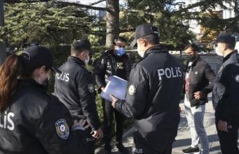 Ankara'da sigara denetimi