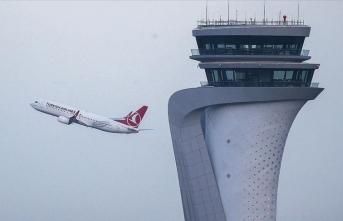 Avrupa'da en çok seferin yapıldığı havalimanı belli oldu