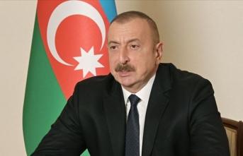 Azerbaycan Cumhurbaşkanı Aliyev: Azerbaycanı küçümseyen Avrupa Konseyi nerede?