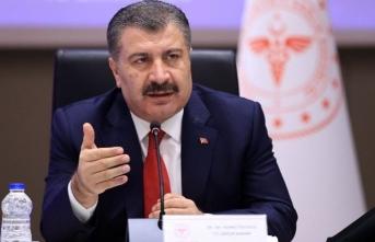 Sağlık Bakanı Koca'dan 'hafife alma' paylaşımı