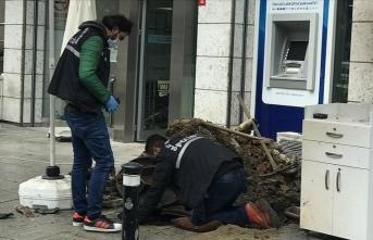 Beşiktaş'ta feci patlama!