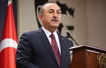 Bakan Çavuşoğlu'nda AB açıklaması