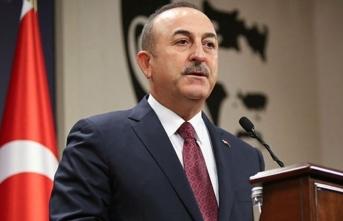Bakan Çavuşoğlu'ndan başkanlık seçimi açıklaması!