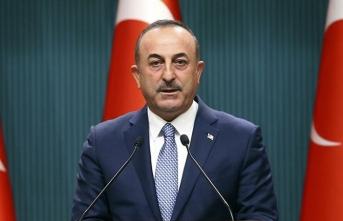 Dışişleri Bakanı Çavuşoğlu, Avusturyalı mevkidaşı ile görüştü