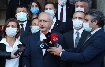 CHP lideri Kılıçdaroğlu'ndan Alaattin Çakıcı açıklaması