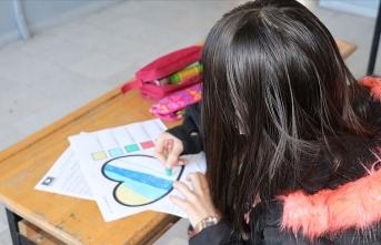Çocukların kalbine 'güneş' gibi dokunan proje