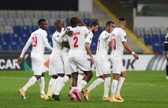 Demir Grup Sivasspor'dan Avrupa'da ikinci galibiyet