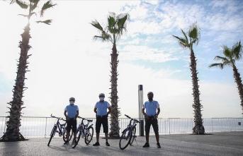 Denetimler 'bisikletli martı timleri'ne emanet