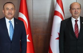 Dışişleri Bakanı Çavuşoğlu'ndan önemli görüşme