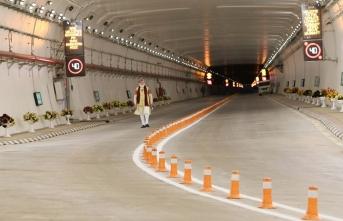 Dünyanın en uzun tüneline Türk damgası