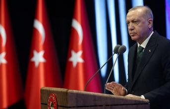 Erdoğan: Bizi eleştirenler PKK'lıların yaktıkları ormanlardan hiç bahsetmiyor