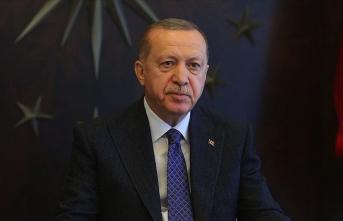 Erdoğan'dan 24 Kasım Öğretmenler Günü mesajı!