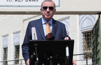 Erdoğan'dan koronavirüs açıklaması! Bunu yapmaya mecburuz