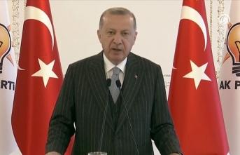 Erdoğan duyurdu: Yeni bir seferberlik başlatıyoruz
