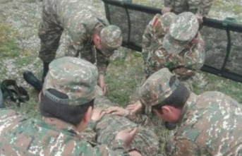 Ermeni doktor itiraf etti, kendi askerlerine bile acımamışlar